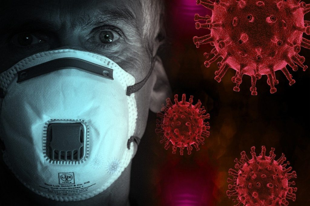 coronavirus, mask, infection