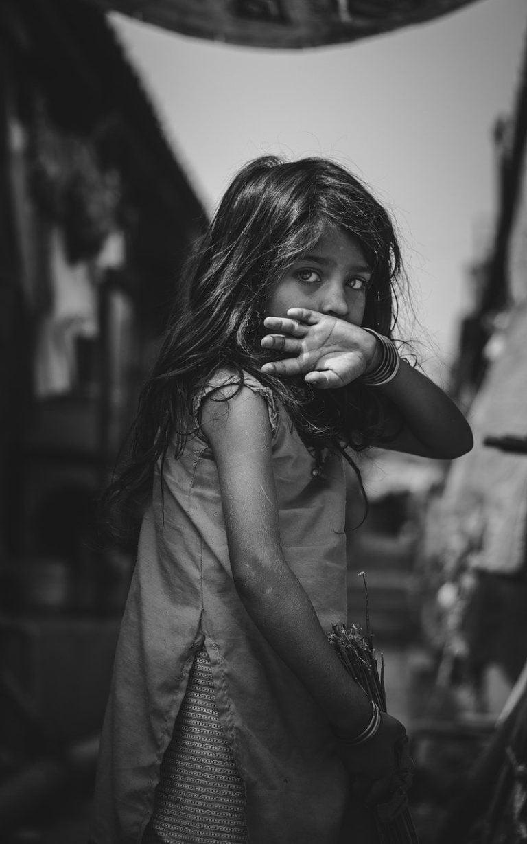 girl, child, portrait